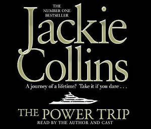The-Power-Trip-by-Jackie-Collins-CD-Audio-2013-NEW-amp-SEALED