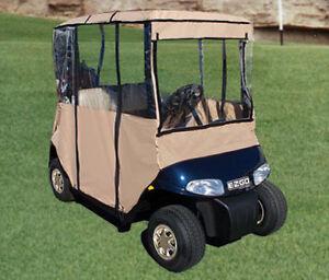 Golf Cart Canopy enclosure