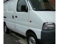 03 reg Suzuki carry 2 side londing doors mot and tax