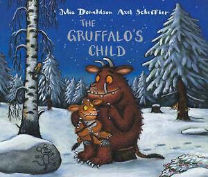 AUDIO-CD-The-Gruffalos-Child-by-Julia-Donaldson-Imelda-Staunton