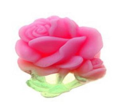 BioFresh ROSE VON BULGARIEN Glycerin Seife Rose 40g ich Art mit natürlichem... - Natürliche Glycerin Seife