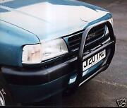 Vauxhall Frontera Bull Bar
