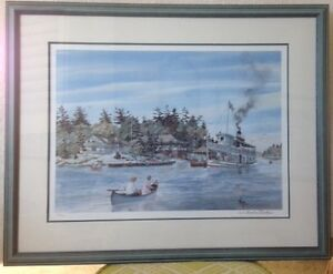 Publishers Proof - Folkins Art - Framed and Limited Editions Kawartha Lakes Peterborough Area image 9
