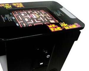 Arcade Game Cocktail Table Top Replacement Glass Top.