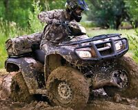 We Service ATV's & Autos & Motorcycles. Great Prices
