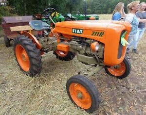 Wanted: Fiat tractor wanted