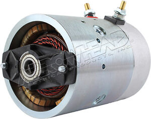 PLOW AND SALTSPREADER MOTORS FOR ALL MAKES