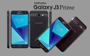 "Samsung J3 Prime - Brand New/Unlocked w/Warranty - Amazing Phone for 169.99 $ ""Call or Text 4167229406"""