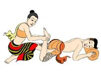 new thai massage in town now