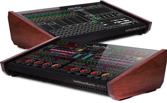Smithson Martin KS-1974 Full Size Touch Controller w/ Emulator Software - Rare!!