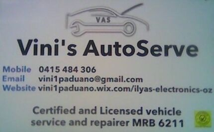 VINI'S CLASSIC AUTOSERVE (VAS)