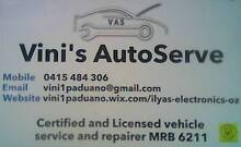 VINI'S AUTOSERVE Bayswater Bayswater Area Preview