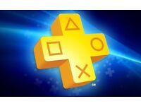 14 Days PlayStation Plus !