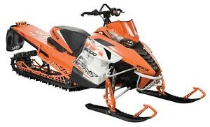 Parting out 2014 arctic cat m8000
