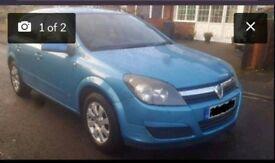 Vauxhall Astra 1.6 Club all blue