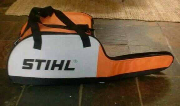 Stihl chainsaw bag brand new
