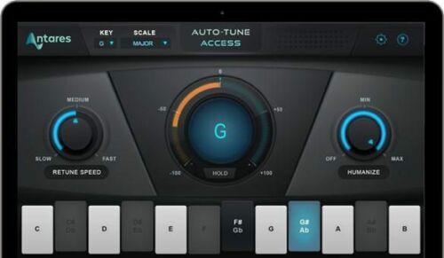Antares Auto-Tune Access - NEW License