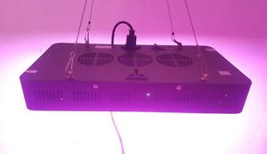 Hydroponic/Soil Premium Commercial LED Grow Lights FULL SPECTRUM