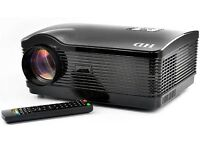 Android LED(50,000hrs bulb) HD projector.Boxed as new.Located South Cave,can deliver to west Hull.