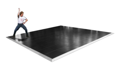 Commercial Heavy Duty Dance Floor For Sale - Party Hire - $1350