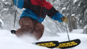 K2 Skis, Boots, Poles, and Look Bindings. All new.