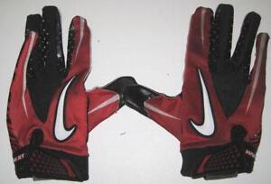 Adult back gloves magnigrip receiver running threat