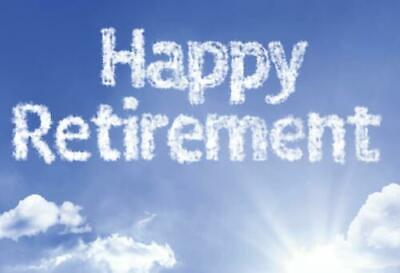 DHL Express Shipping fee for 1PCS 10x6.5ft Happy Retirement Blue Sky Backdrop!!!](Backdrop Express)
