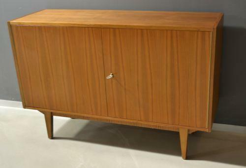 60er jahre sideboard ebay. Black Bedroom Furniture Sets. Home Design Ideas