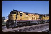 Union Pacific Slides