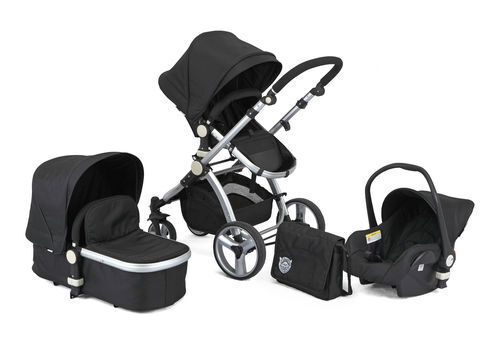 How to Safely Use a Pushchair