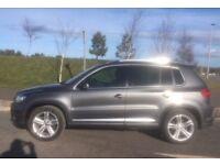 VW Tiguan - High spec, Low mileage, Automatic, Excellent condition, 63 plate