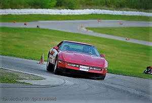 C4 CORVETTE RACE CAR