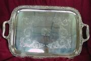 Tiffany Sterling Silver Tray