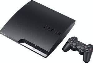 Sony PS3 PlayStation 3 160GB w/Controller