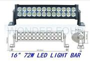 4x4 LED Light