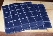 Handtücher Blau