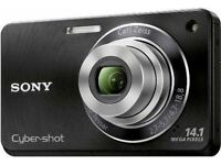 Sony Cyber-shot W360 Digital compact camera