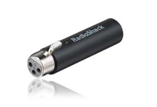 Mini Xlr Adapter  Pro Audio Equipment