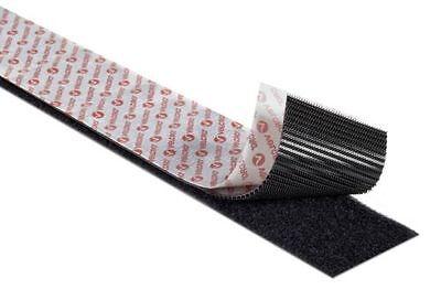 Velcro Marca PS14 Autoadesivo Nastro Uncino e Asola Adesivo Sostenuta