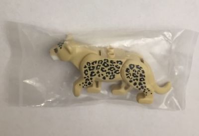 New Lego 60161 Jaguar Cat Jungle Exploration Animal Leopard Sealed](Lego Animal Sets)