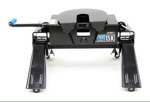 Reese 15K Pro Series fifth wheel with rails!