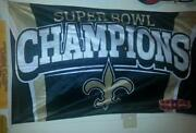 New Orleans Saints Super Bowl