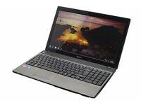 "Acer Aspire 5551 Laptop / 15.6"" / 3GB RAM / 250GB HDD / Windows 10"