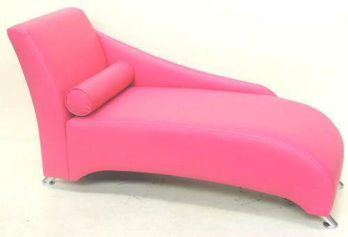 Pink chaise longue ebay for Chaise longue ebay