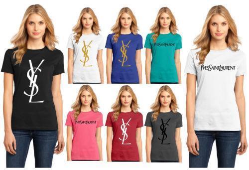 2d20f6f3aa YSL T Shirt