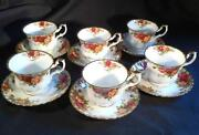 Royal Albert Old Country Roses Tea