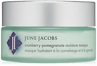 June Jacobs Cranberry Pomegranate Moisture Masque 4oz.