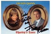 Autogramm Freddy Quinn