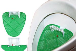 2 x Urinalkicker - Pissoir - Urinal sieb - klo Fußball kicker WC Schmutzfänger