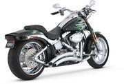 Harley Rocker Exhaust